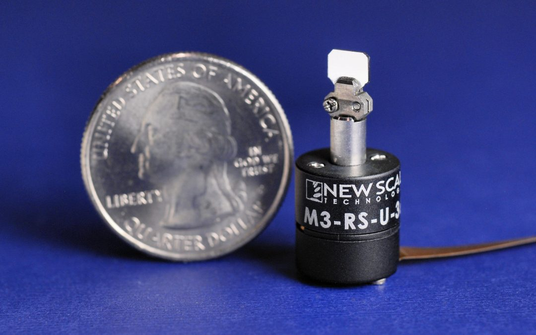 Miniature single-axis mirror positioning system boasts smallest size, easiest operation