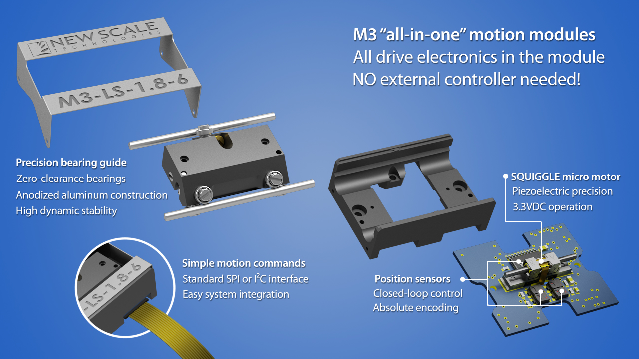 mechatronics-on-fingertip - New Scale Technologies