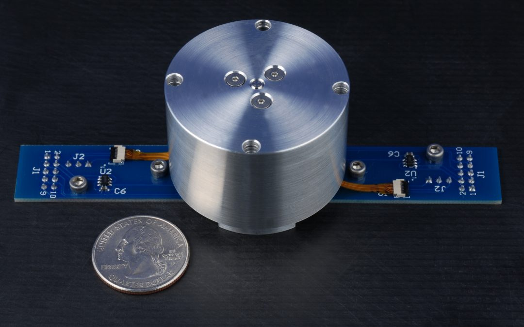 New rotary micro drive eliminates jitter and magnetic fields
