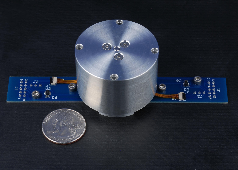 rotary piezo micro drive