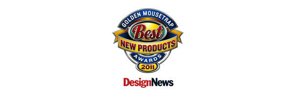 "New Scale wins second ""Golden Mousetrap"" award for engineering innovation"