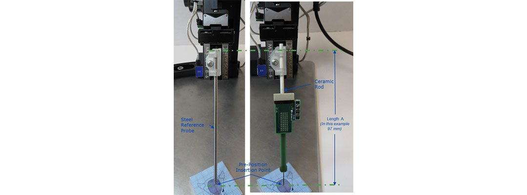 Multi-Probe Micromanipulator (MPM) System: Probe Mounting and Pre-Positioning Solution