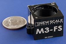 Autofocus module M3-FS with embedded controller
