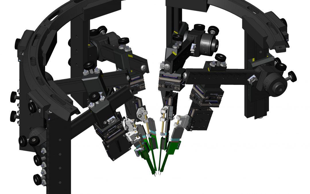 New Multi-Probe Micromanipulator (MPM) System Maximizes Productivity and Precision during Acute In-Vivo Recording