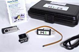 M3-FS precision miniature focus system developers' kit