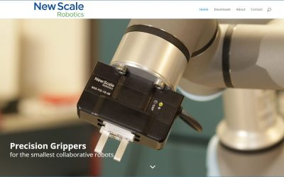 New Scale Robotics Launched